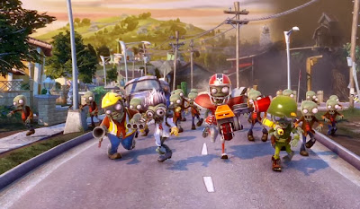 Plants vs Zombies: Garden Warfare aparecerá en Xbox One