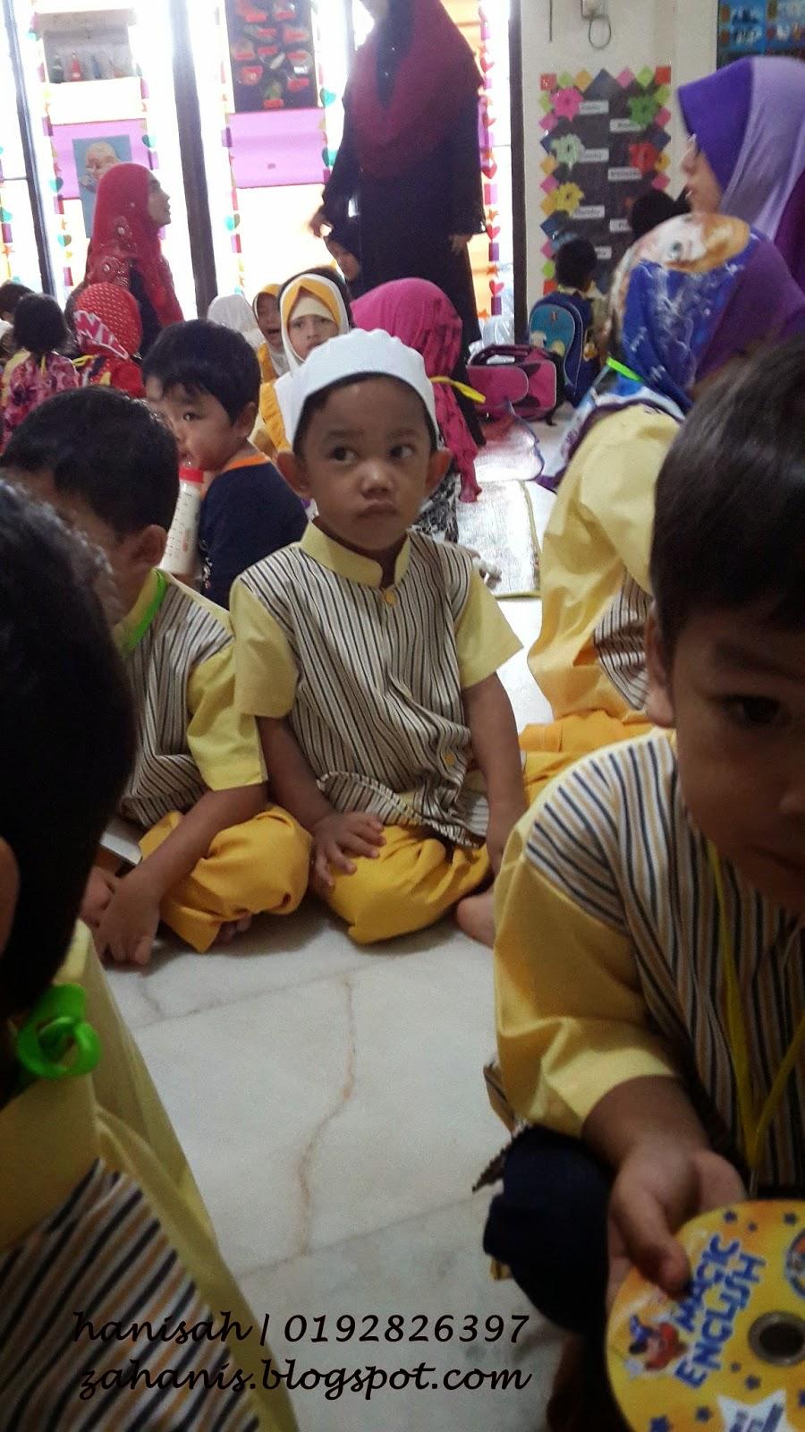 pengalaman ke tadika di kerteh