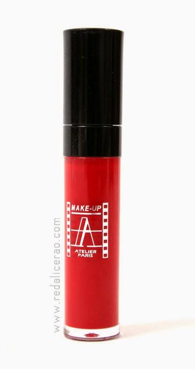 Velvet red lips, Makeup Atelier Paris, Long wear Lip Color in Rouge Franc, Red Lips, Matte lipstick, Matte red Lips, Beauty blog, Beauty, Top Beauty Blog of Pakistan, Pakistani Beauty Blog, Red Alice Rao, Lipstick review