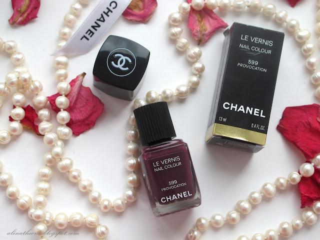 лак шанель провокасьон CHANEL Le Vernis Nail Colour 599 PROVOCATION