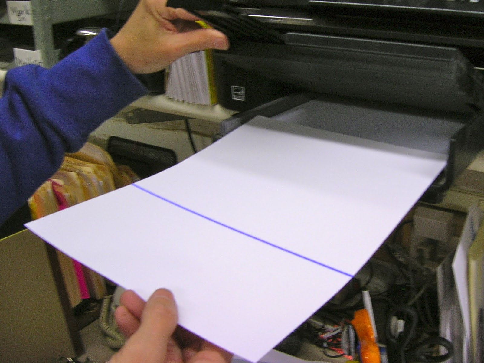Handle Your Brew!: Printing (Test, then Print)
