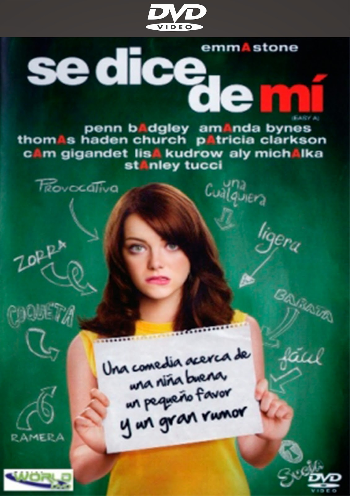 Se Dice de Mi [2010] [Latino] [DVD Full]