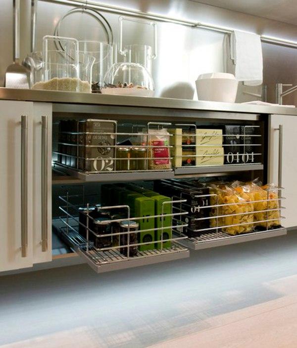 Cocina minimalista con una perspectiva contemporánea : cocina y ...