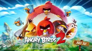 تحميل لعبه angry birds 2 للاندرويد والايفون