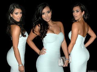 Kim Kardashian Work got Cellulite