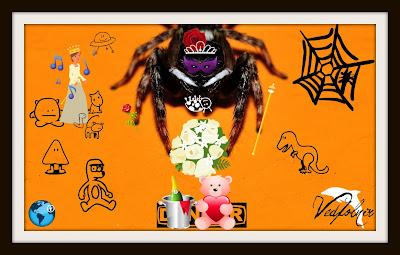 20110519 104332 生活日誌: 小蜘蛛與我的同居日記