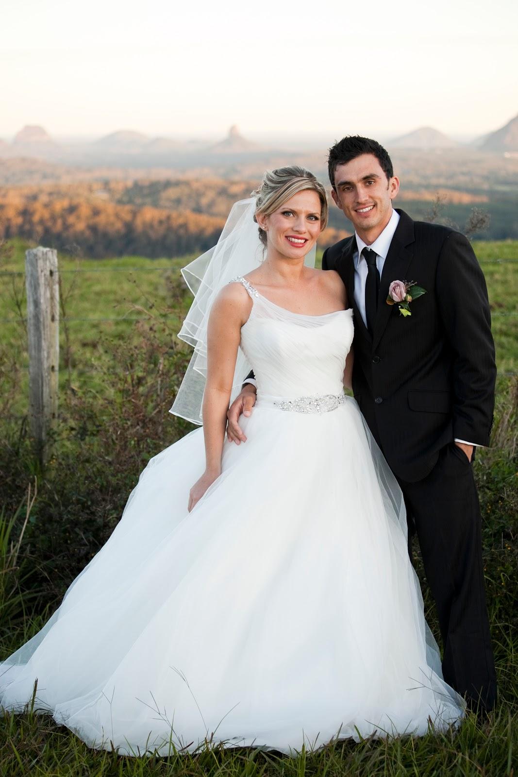 Montville maleny wedding