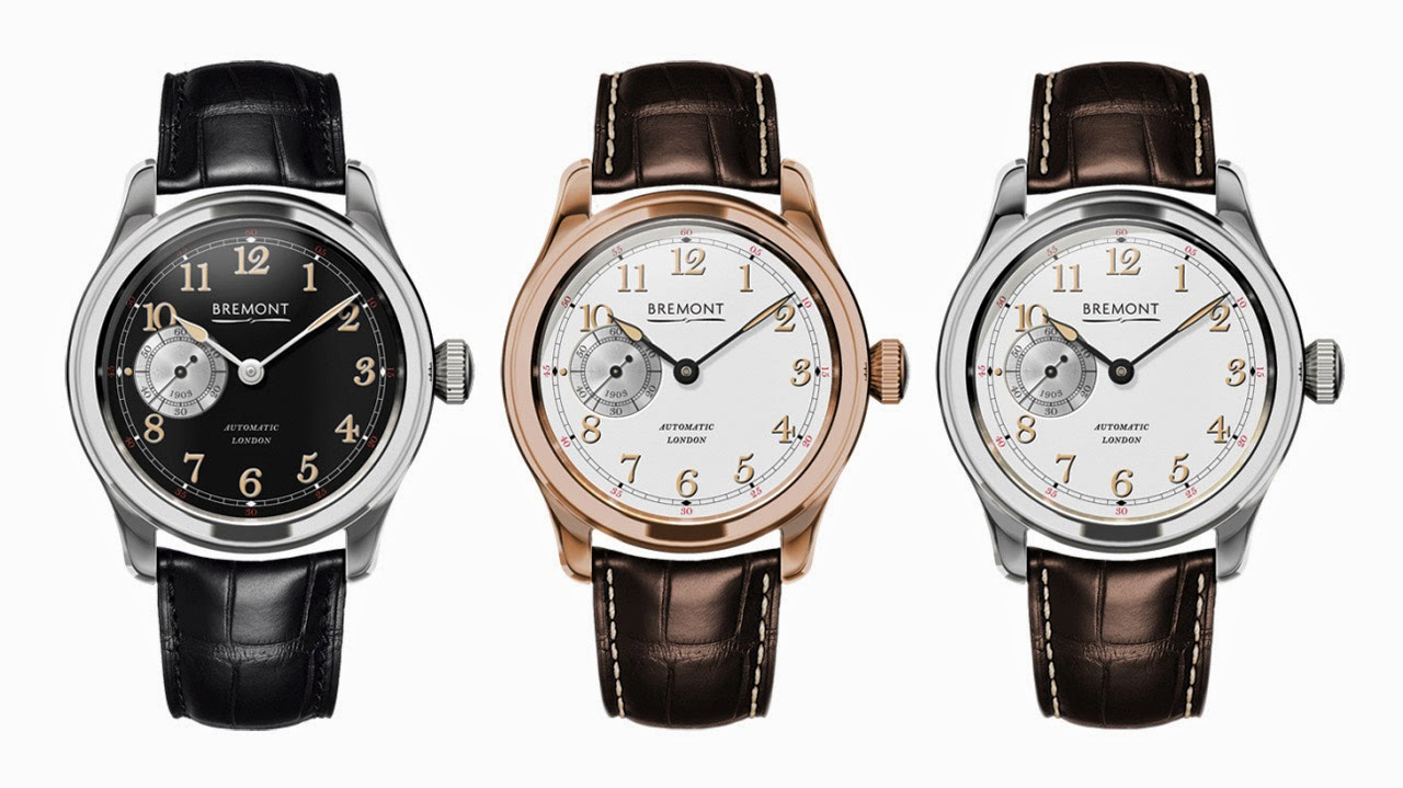 Bremont - Wright Flyer Limited Edition Bremont-Wright-Flyer-Front