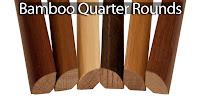 Bamboo Quarter Round