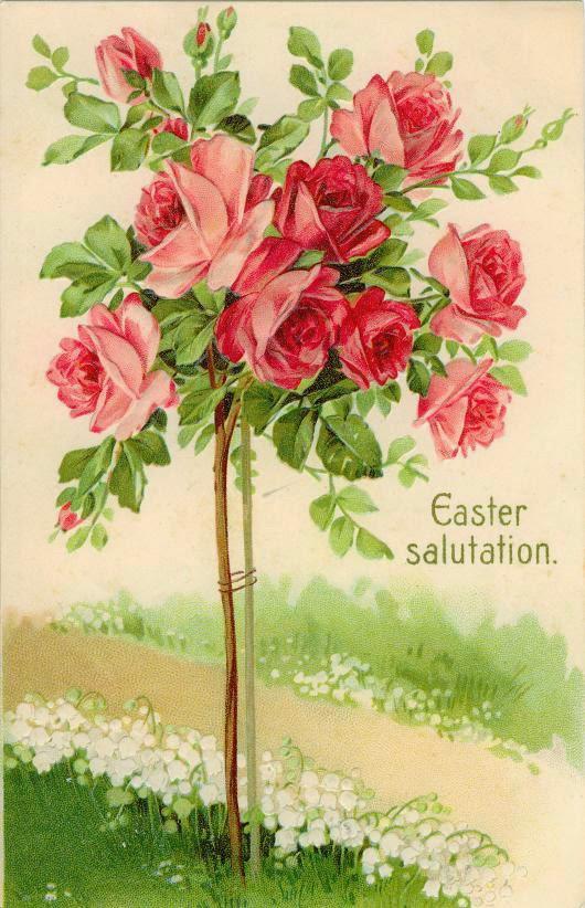 vintage easer salutation