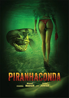 Rắn Hổ Ăn Thịt Người - Piranhacond