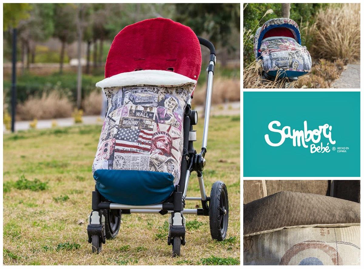 Paranenesynenas sacos de invierno y canastilla beb con sambori beb - Sacos silla bebe invierno ...