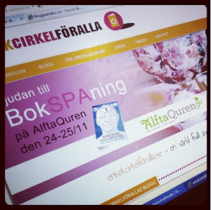 Bok + Spa = BokSPAning 12-14 april