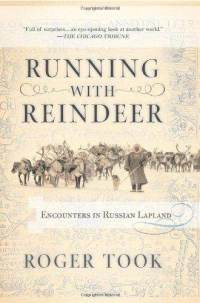 roger took, running with reindeer
