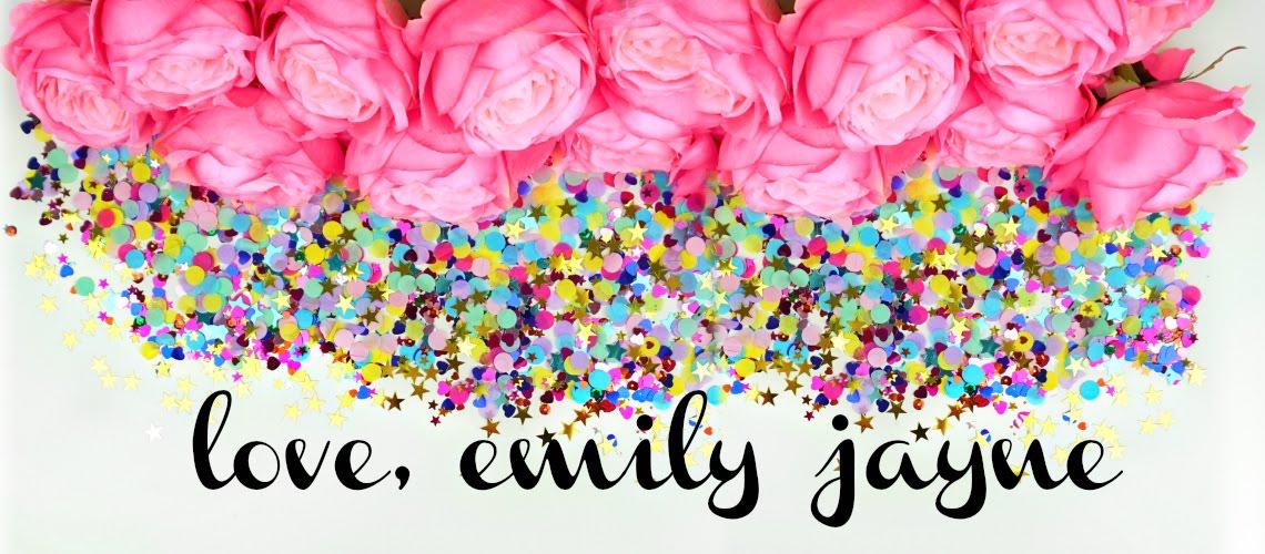 Love Emily Jayne