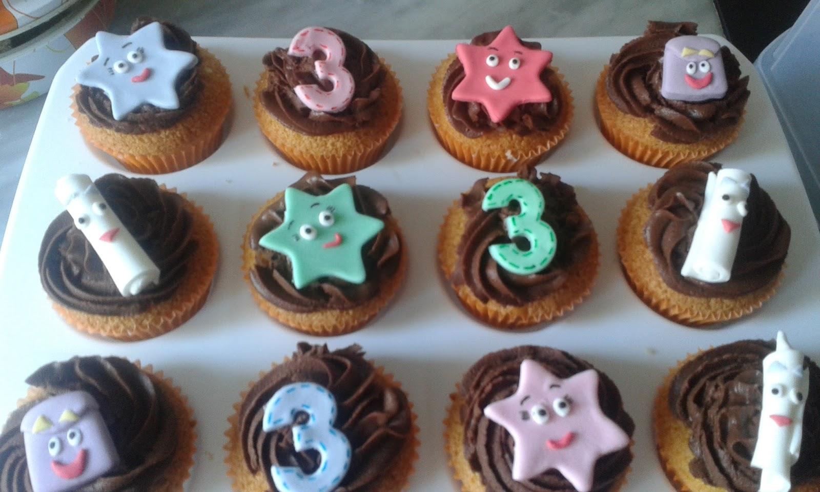 Cupcakes tenerife tarta y cupcakes dora exploradora - Cupcakes tenerife ...