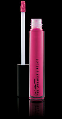 MAC Pro Longwear Lipglass Full Speed Ahead Lip gloss