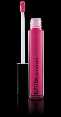 MAC Pro Longwear Lipglass Full Speed Ahead Lip gloss