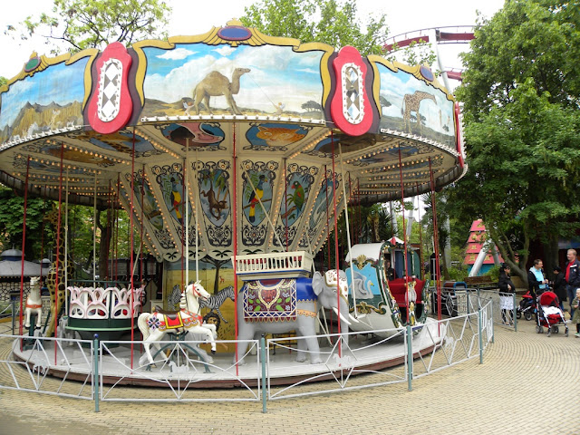 Tivoli Gardens Attractions
