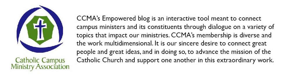 Empowered: Reflections on Catholic Ministry in Higher Education