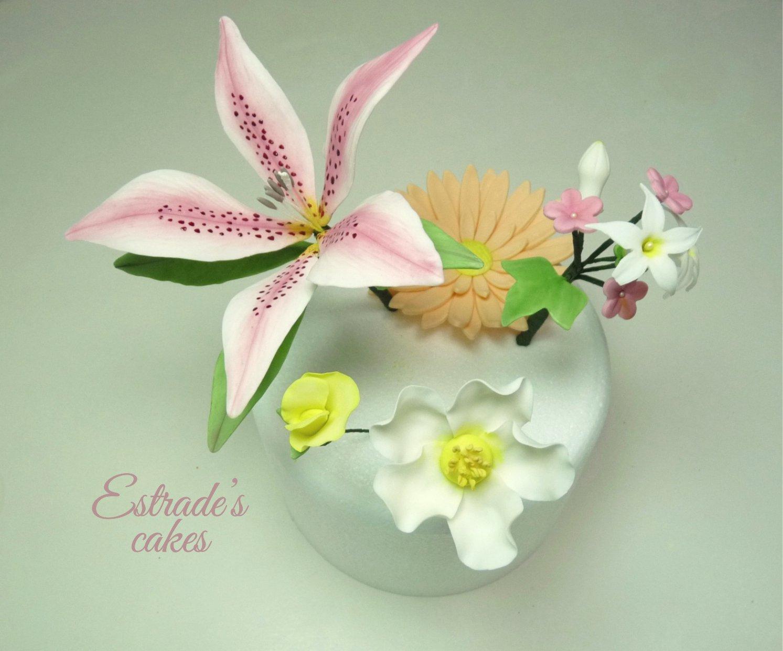 curso de flores Wilton 4 - 1