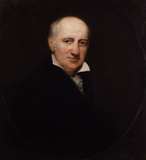 Portrait of William Godwin by Henry William Pickersgill