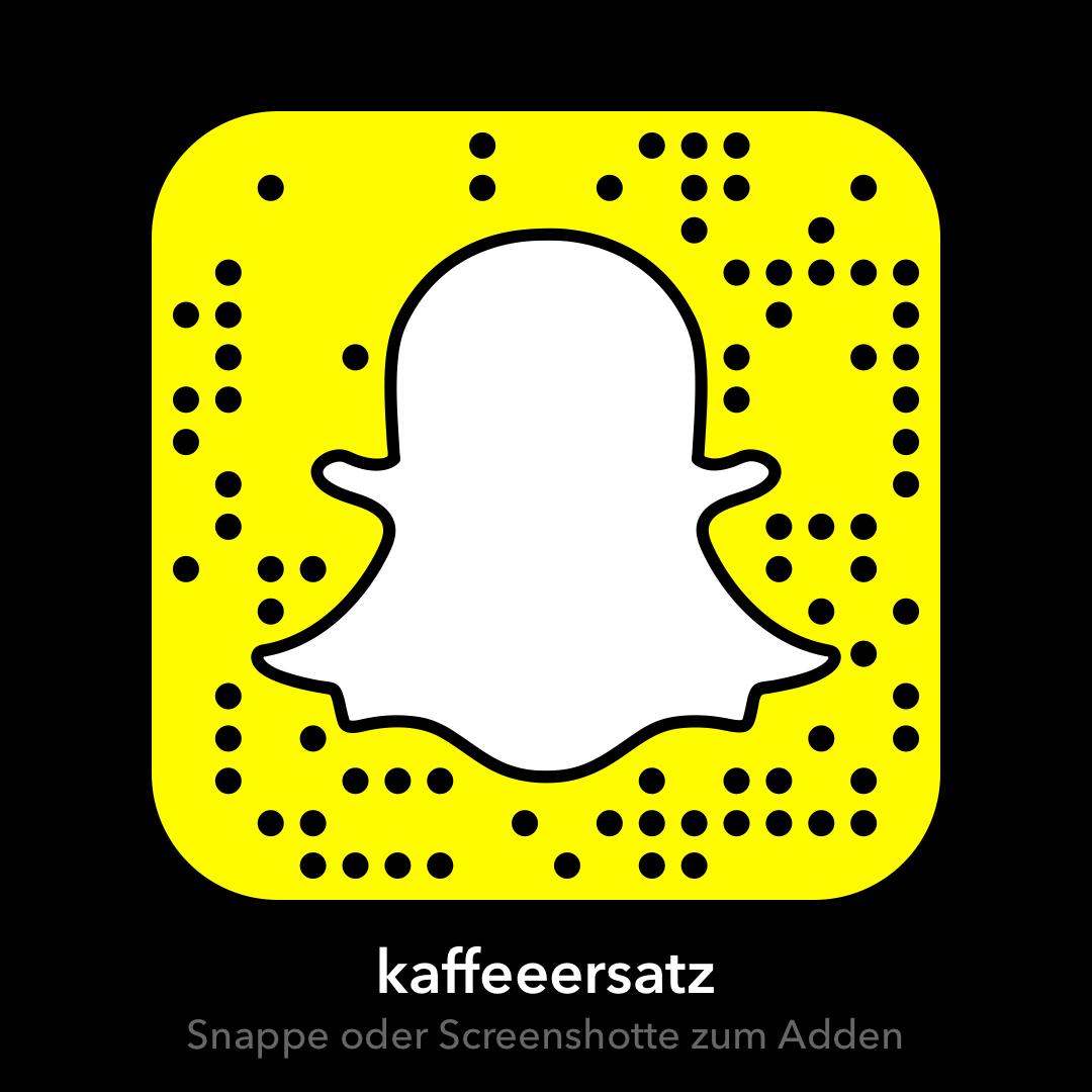 Reise mit auf Snapchat!