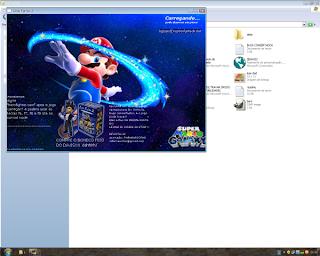 Nova Versão Little Fighter Mario&Luigi v2.2!!! Carrgando