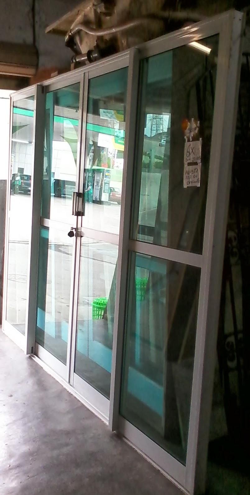 porta de corre aluminio branco 2.20x2.75