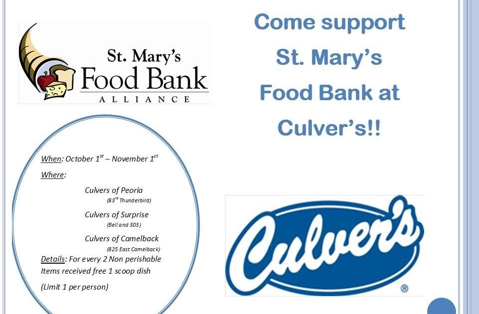St Mary S Food Bank Alliance Phoenix Az