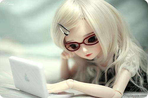 cute and cool dolls awesome dp
