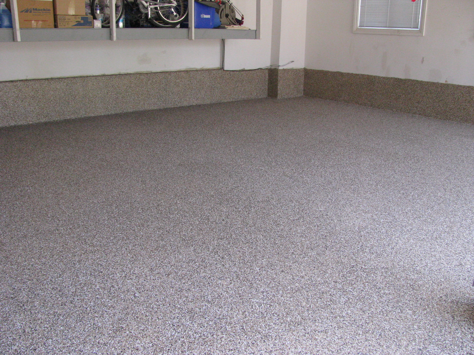 Captivating Garage Floor Finishing ~ Getting It RIGHT The FIRST TIME