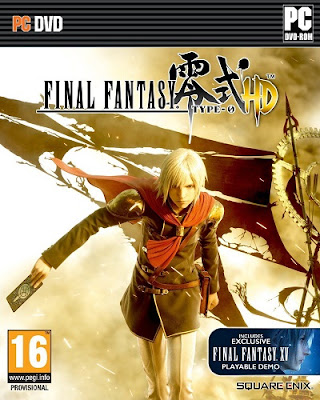 FINAL FANTASY TYPE O HD CODEX