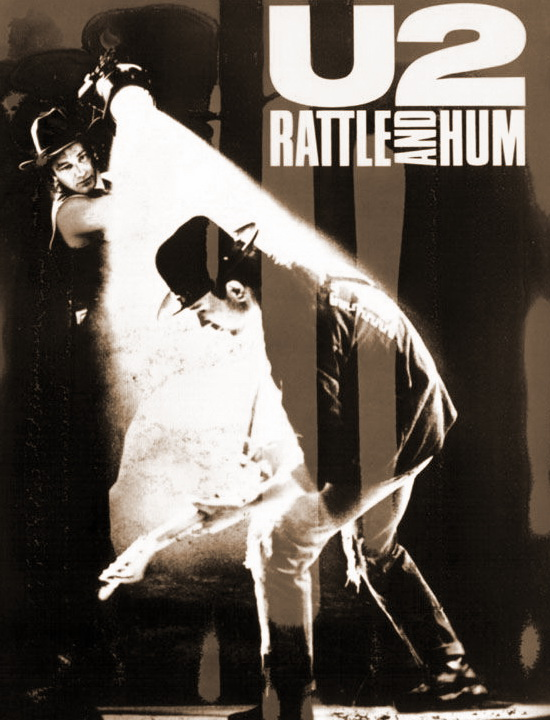 U2 - Rattle And Hum 1988 ... 94 minutos