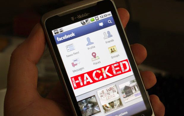 hack facebook using android phone