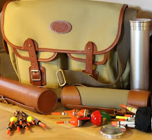 Leather &amp; Canvas Fishing Bags