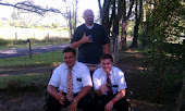 Me, Bro Hargrove, and Elder Tiakia
