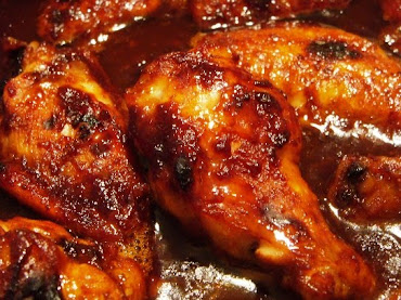 Memphis Barbecue Chicken