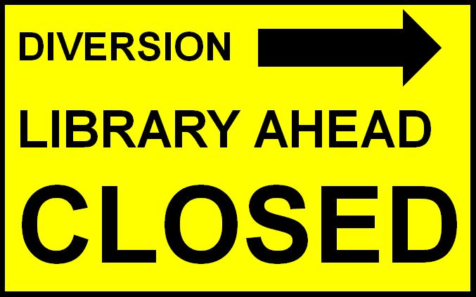 Library Closed - Bing images