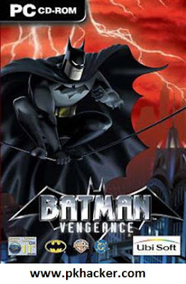 Batman Vengeance Compressed PC Game Download