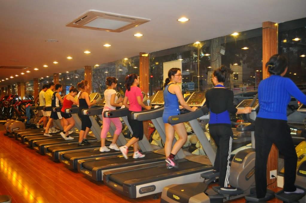 Những địa chỉ phòng tập Gym cho nữ tại Hà Nội