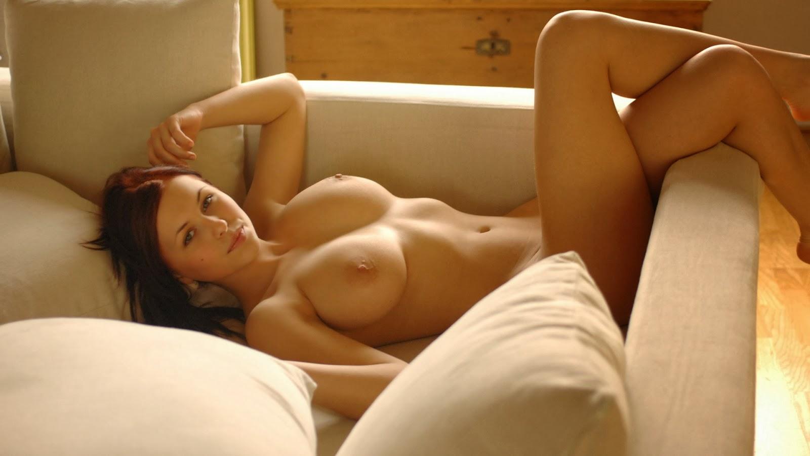 Eve Wyrwal Sensual Erotic Naked Woman