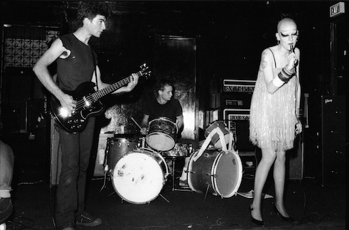 The Screaming Abdabs At Blondies 1978 Photo Stephen Best
