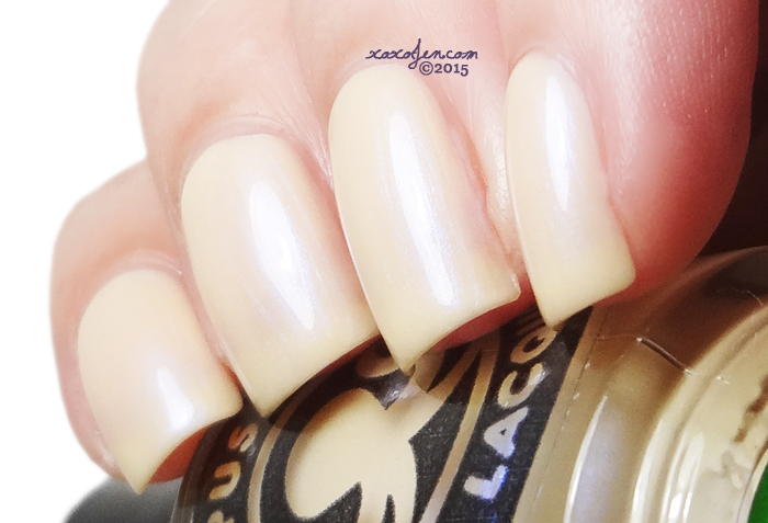 xoxoJen's swatch of Octopus Party Milk and Honey