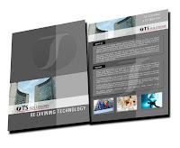 brochure sample design