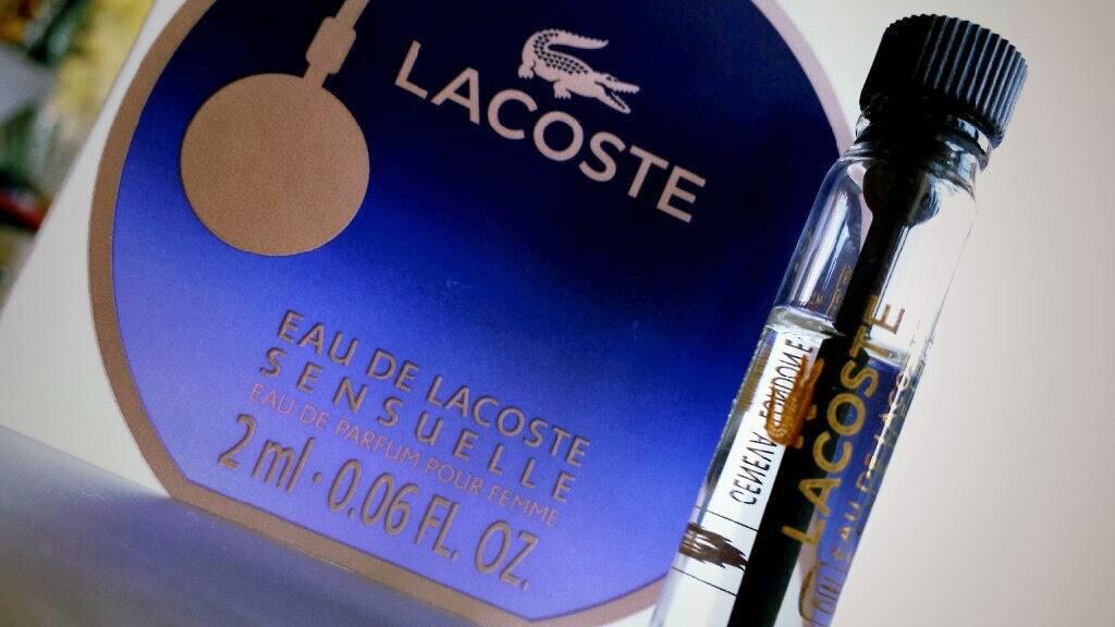 Fragrance Shop Discovery Club - Lacoste Eau de Lacoste Sensuelle
