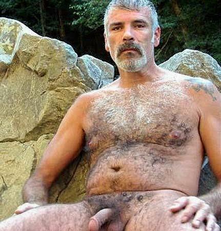 Gay Bear Rocky Labarre Porn