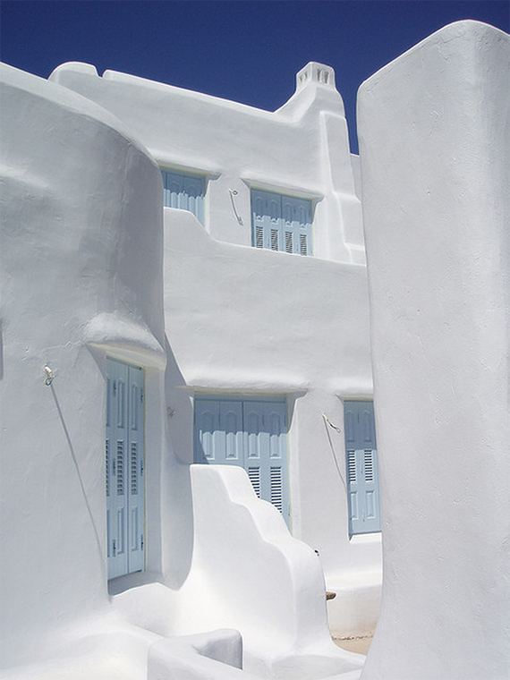 House in Naxos. Photo by jimacos
