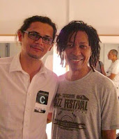 Entrevistas con artistas BRASILEÑOS.