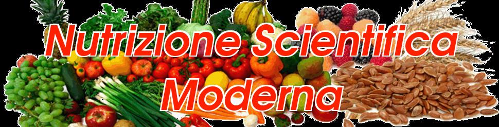 Nutrizione scientifica moderna
